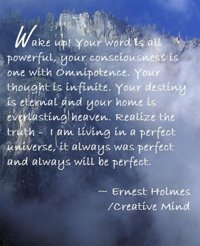 ☆Affirmative Prayer [Ernest Holmes]    1 - bmindful forum
