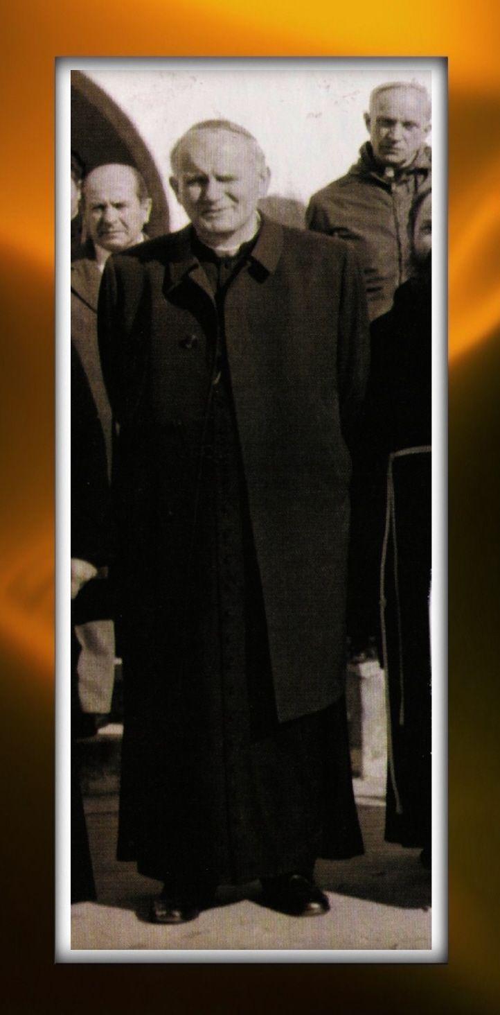 "Blessed John Paul II - The Saint of our Time: Photo-Biography of Karol Josef Wojtyla... a.k.a. ""Pope John Paul II """
