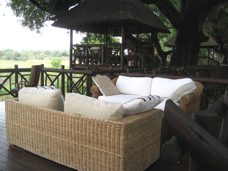 View of the Kruger park