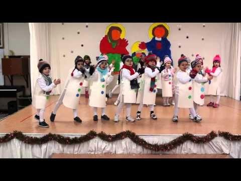 Festival Navidad 2013 Infantil 4 Años B - YouTube
