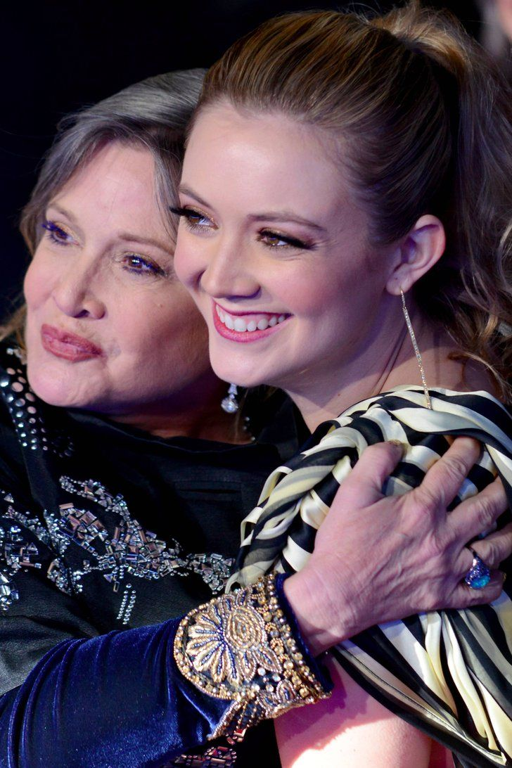 Billie Lourd Speaks Out After the Deaths of Carrie Fisher and Debbie Reynolds
