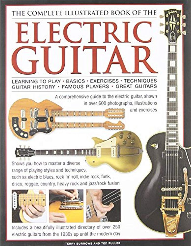 Read now Electric Guitars The Illustrated Encyclopedia