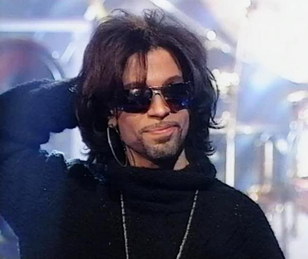 Prince up early look?