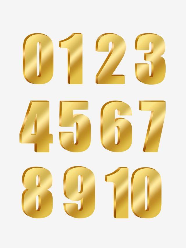 Golden Number Png Transparent Layer Material Golden Number 8 Golden Number 1 Golden Number 2 Png Transparent Clipart Image And Psd File For Free Download Bolo Com Plaquinhas Toppers De Bolo Topper De Bolo