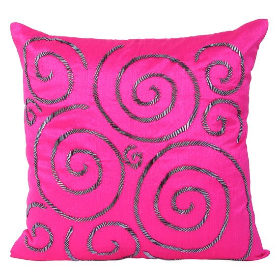 Lovely 19 best hot pink throw pillows images on Pinterest | Cushions  HR59