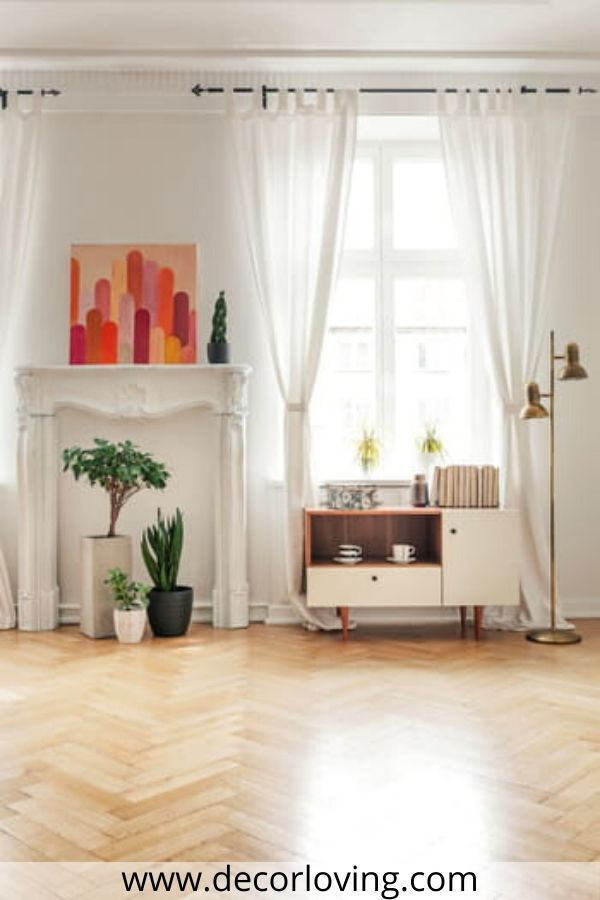Elegant Transparent Living Room Curtains Ideas That You Will Love Budget Friendly Living Room Curtains Living Room Curtains