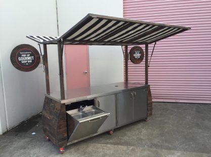 Food Cart : Soup Bar