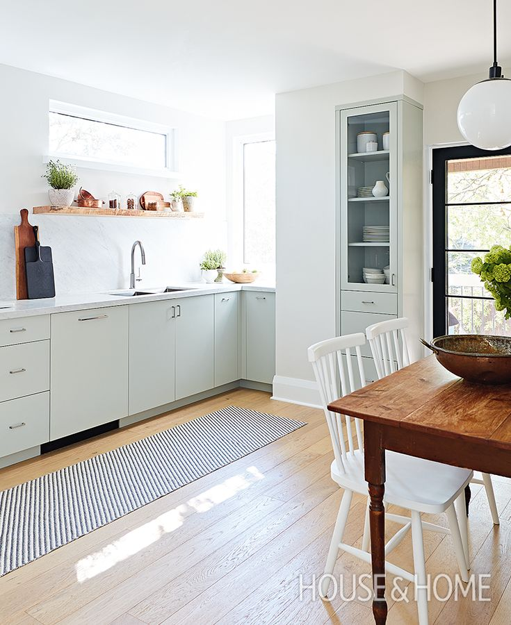 A Small Kitchen In Toronto Semi Gets Major Upgrade By Designer Olivia Botrie Of