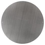 Kids' Bulletin Boards: Kids Stainless Steel Circle Magnet Board in Magnet Boards