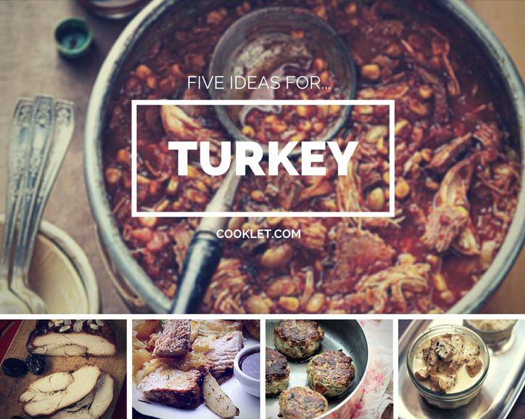 #turkey #Thanksgiving #recipes #burgers