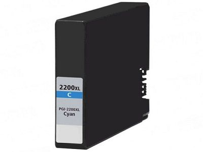 Buy PGI-2200XL (9268B001) HY Cyan Ink Cartridge for Canon at LAinks.com. We offer to save 30-70% on ink and toner cartridges. 100% Satisfaction Guarantee.