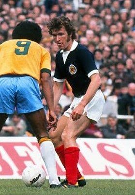 Sandy Jardine Scotland 1973