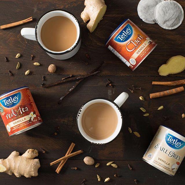 What's always a good idea? Vanilla. Comment and tell us which one's your go-to. ☕️ #tealove #teaforlife #keepittetley #tetleyforlife #teastagram #instatea #tealife #teaaddict #teaoftheday #tetleycanada #tetleytea #teatime #cupoftea #tea #teatip #cuppa #steepedtea #vscotea #momentsofmine #livethelittlethings #flashesofdelight #imsomartha #vanilla