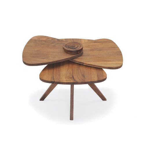 Zanat Petal End Table