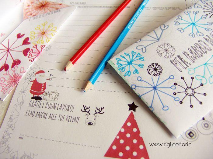 La lettera a Babbo Natale