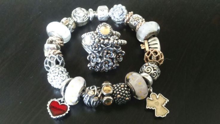 "Мой браслет ""Это всё моё"". 08.2016 My bracelet ""It's All Mine"""