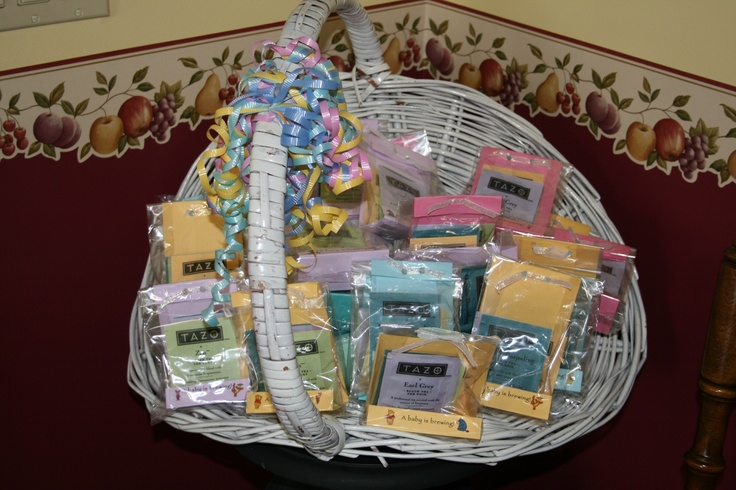 A Baby Is Brewing Tea Favor Party Ideas Pinterest