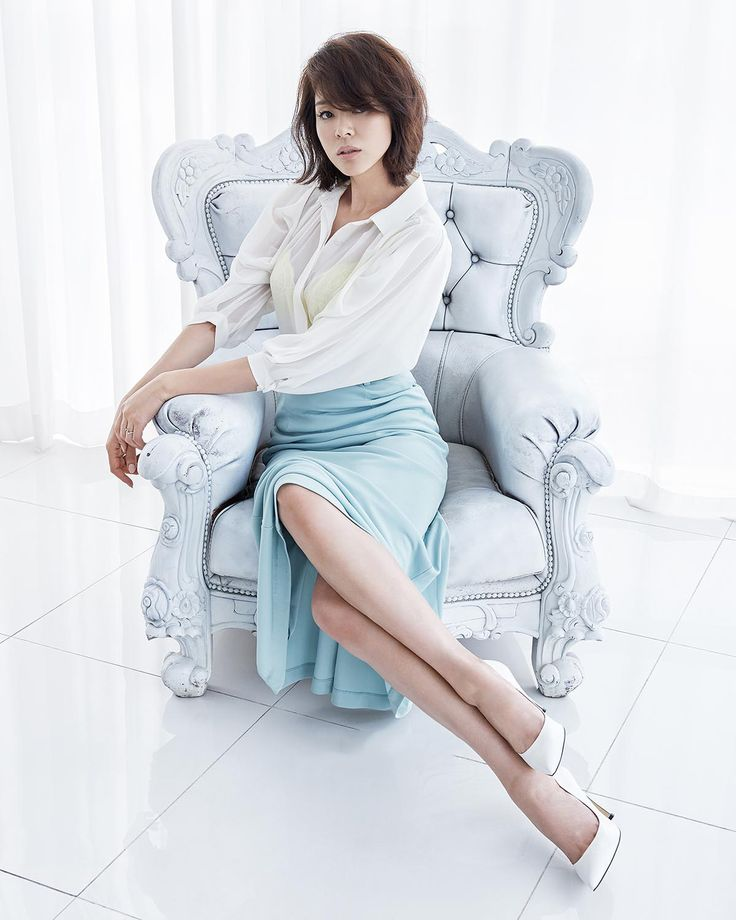 Yano Shiho - Luxury Magazine June Issue '15