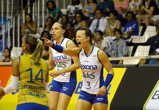 Blog Esportivo do Suíço: Rio bate São Caetano na Superliga feminina