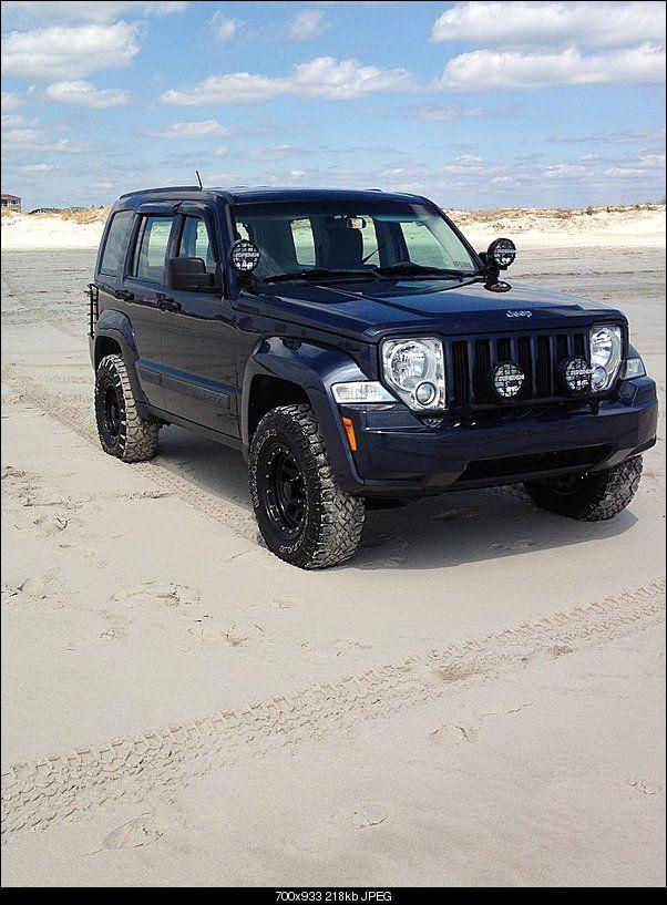 custom jeep liberty bumpers | Jeep Liberty Off-Road Wheels