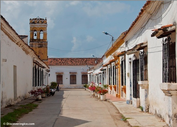 Mompox, #Colombia  Beautiful small towns of Latin America