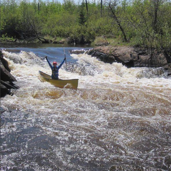 Manigotagan River Paddling, Manitoba