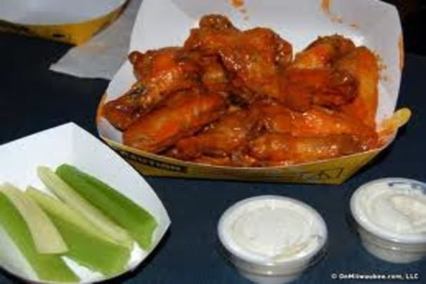 Buffalo Wild Wings copycat recipe- medium hot wings- my favorite sauce is the wild hot sauce, I will adjust the post when I get it just right. This is a great base recipe and easy to adjust to taste.