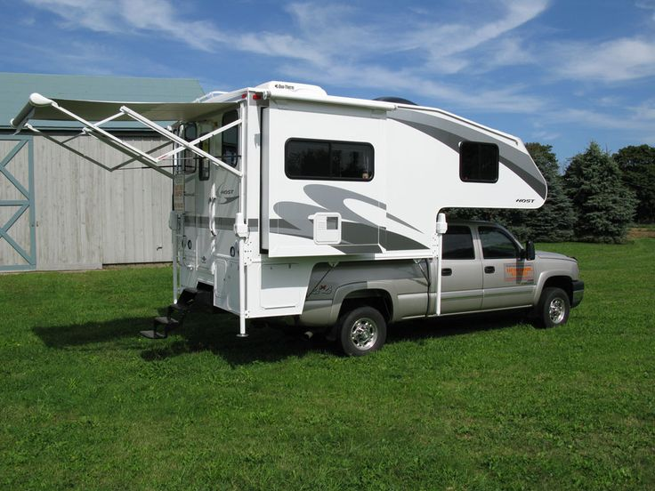Slide in Truck Campers | 2009 Chinook Double Slide