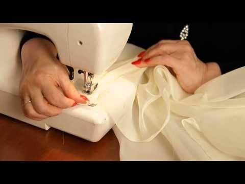 Роскошные французские шторы: шьем своими руками (шторы для спальни и гос...