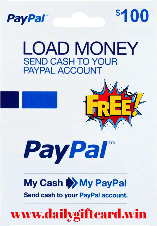 How To Load Money On Paypal Cash Card