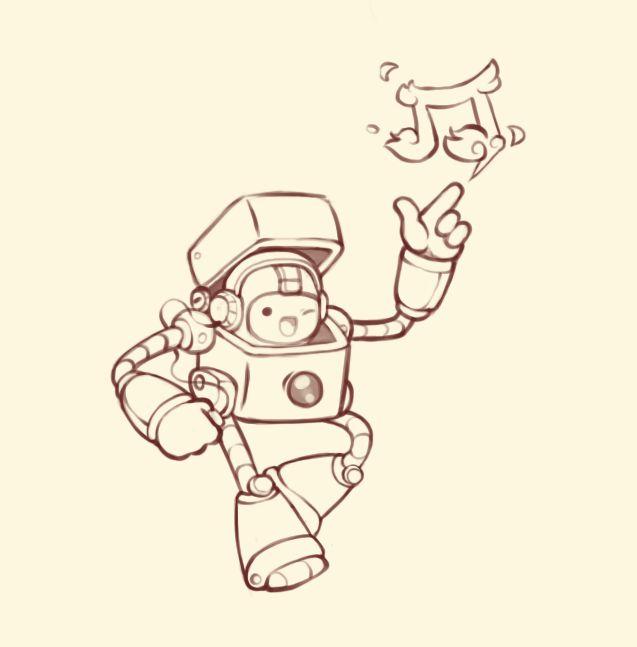 Alguns sketches simples. O primeiro desenho em especial, é um fanart de uma personagem de um jogo indie que tenho acompanhado o desenvolvimento: Monster Prom. Conversei bastante com o criador do jogo, que inclusive tem um projeto de revista de...