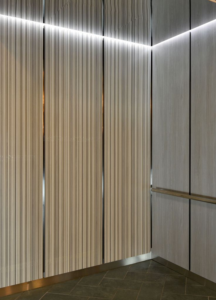 Wall Paneling Services : Elevator modernization interior packages we provide