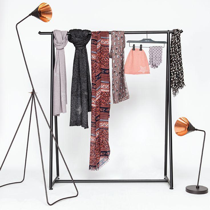 Herbst/Winter-Accessoires von zero #zerofashion #accessories