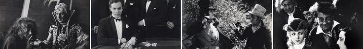 JEAN EPSTEIN : 1924. Le Lion des Mogols / 1925. Le Double amour / 1925. Les Aventures de Robert Macaire / 1926. Mauprat  http://wp.me/p3gfaV-bTSvj