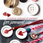 A+button+instead+of+pendant+for+present+:)