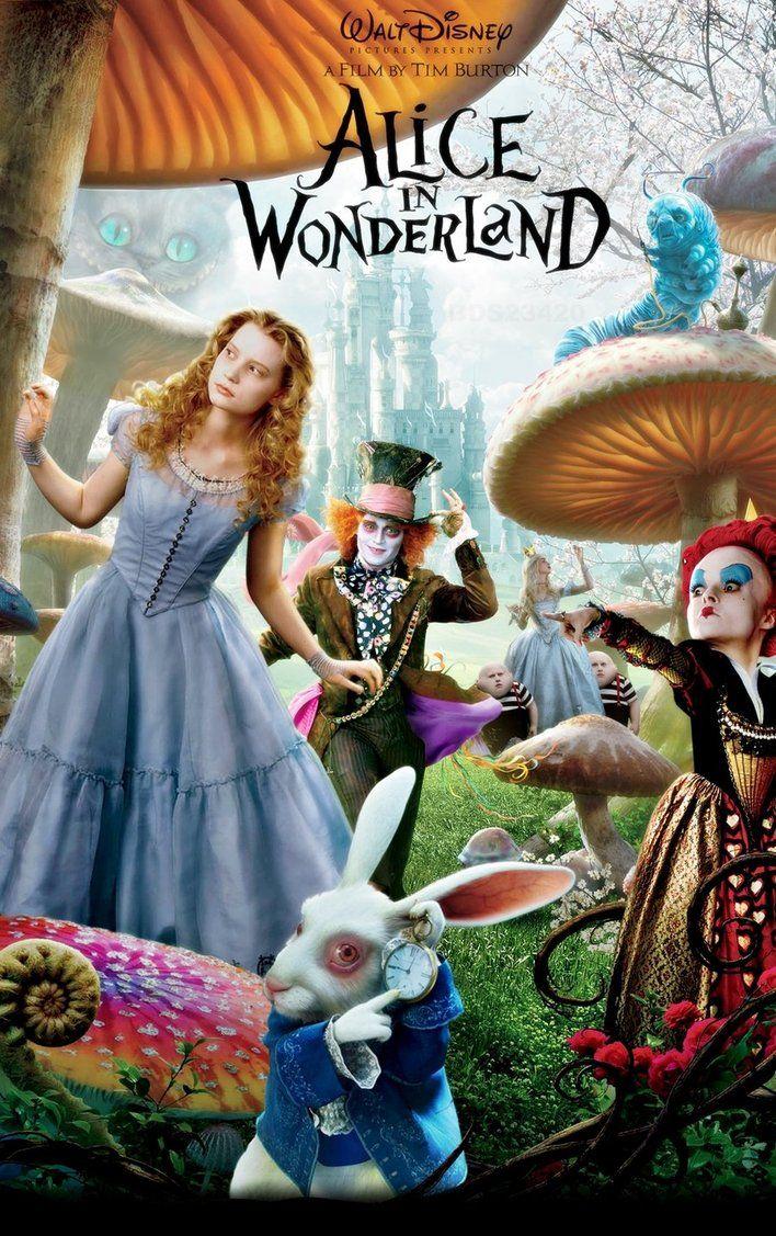 Se una persona ha il potere di farti cambiare umore, allora è veramente importante - Alice in Wonderland