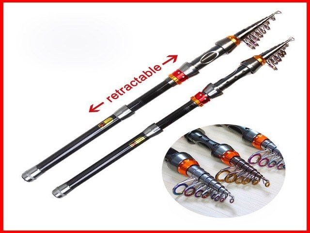 Telescopic Fishing Rods For Sale Telescopic Fishing Rod Reel Saltwater Telescoping Fishing Rod Carbon Fiber Telescopic Fishing Rod Carbon Fiber Telescopic F