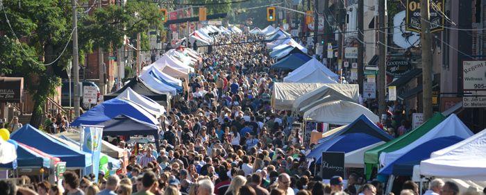 Locke Street Festival