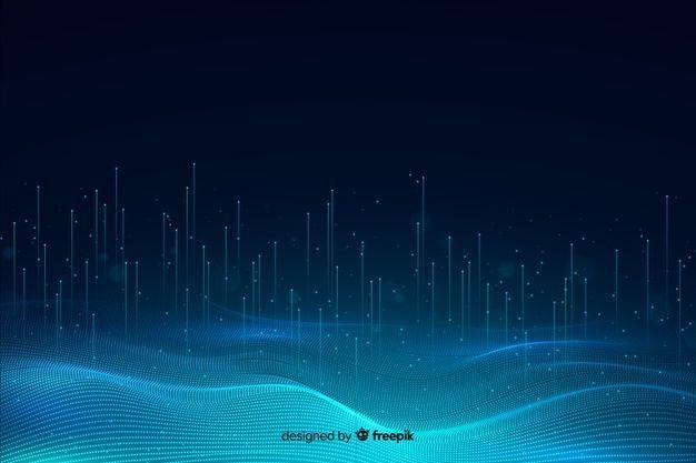 Tech Graph Background
