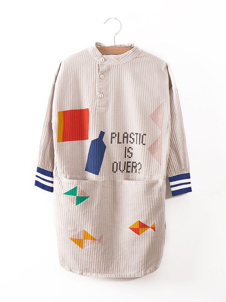 Plastic is Over? Tunic Dress