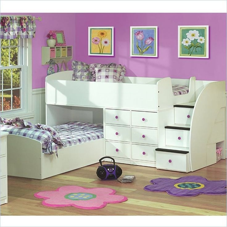 Best 10 L shaped bunk beds ideas on Pinterest