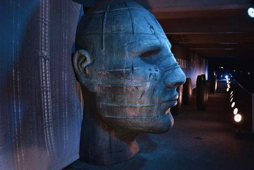 Ridley Scott's 'Prometheus' Transforms An Abandoned Paris Metro Station    via PSFK: http://www.psfk.com/2012/05/abandoned-paris-metro-station-prometheus.html#ixzz1vcFgHdRV