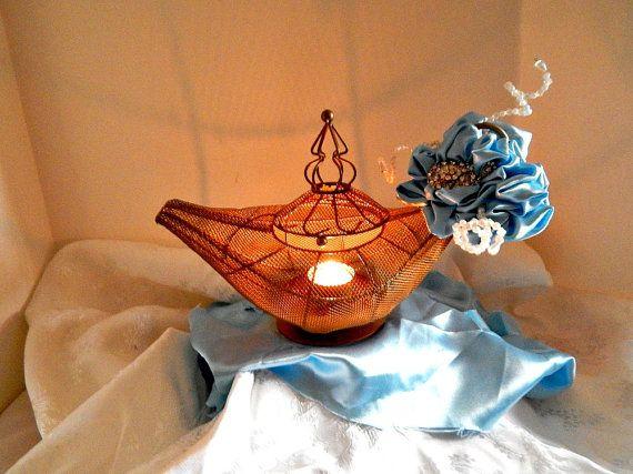 Disney Princess Jasmine Fanasty Aladdin's lamp Princess Jasmine   wedding, shower Birthday Party centerpiece