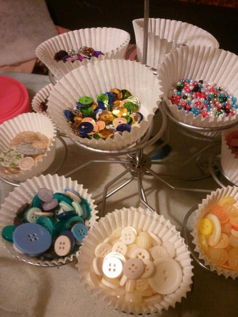 Bunny Bosworth's Blog: Hen Party Purses - Craft Creative Purse Making Workshop