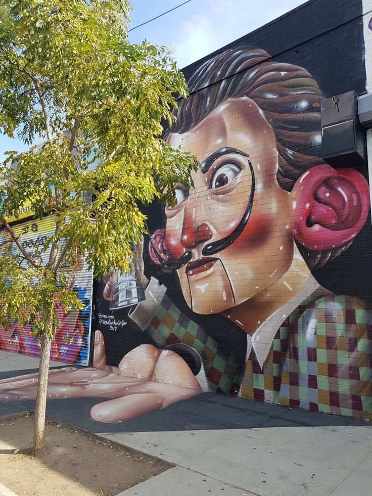New York (USA) #bunswickcollective#3d#artgraffiti#