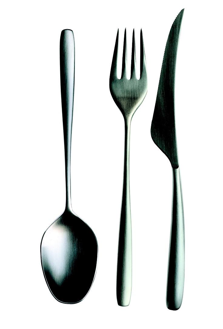 best modern dining images on pinterest  flatware champagne  - mepra avanguardia ice flatware modern flatware italian cutlery pizza