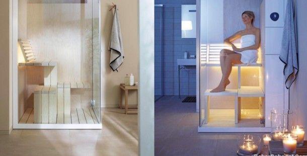 Banyolarınızı Duravit Sauna ile Buluşturun
