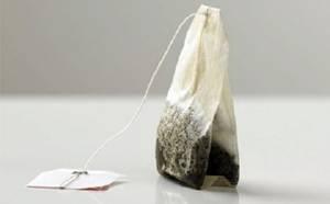 Reciclar bolsitas de té