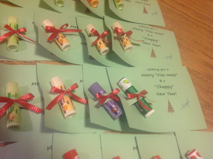 I made 25 of these for office gifts and spent less than ...
