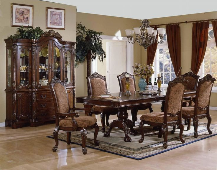 Dining Room French Country Sets Glass For 6 Formal With China Cabinet Contemporary Chandelie. discount dining room chairs. dining room chandeliers. dining room lighting. mrs wilkes dining room.